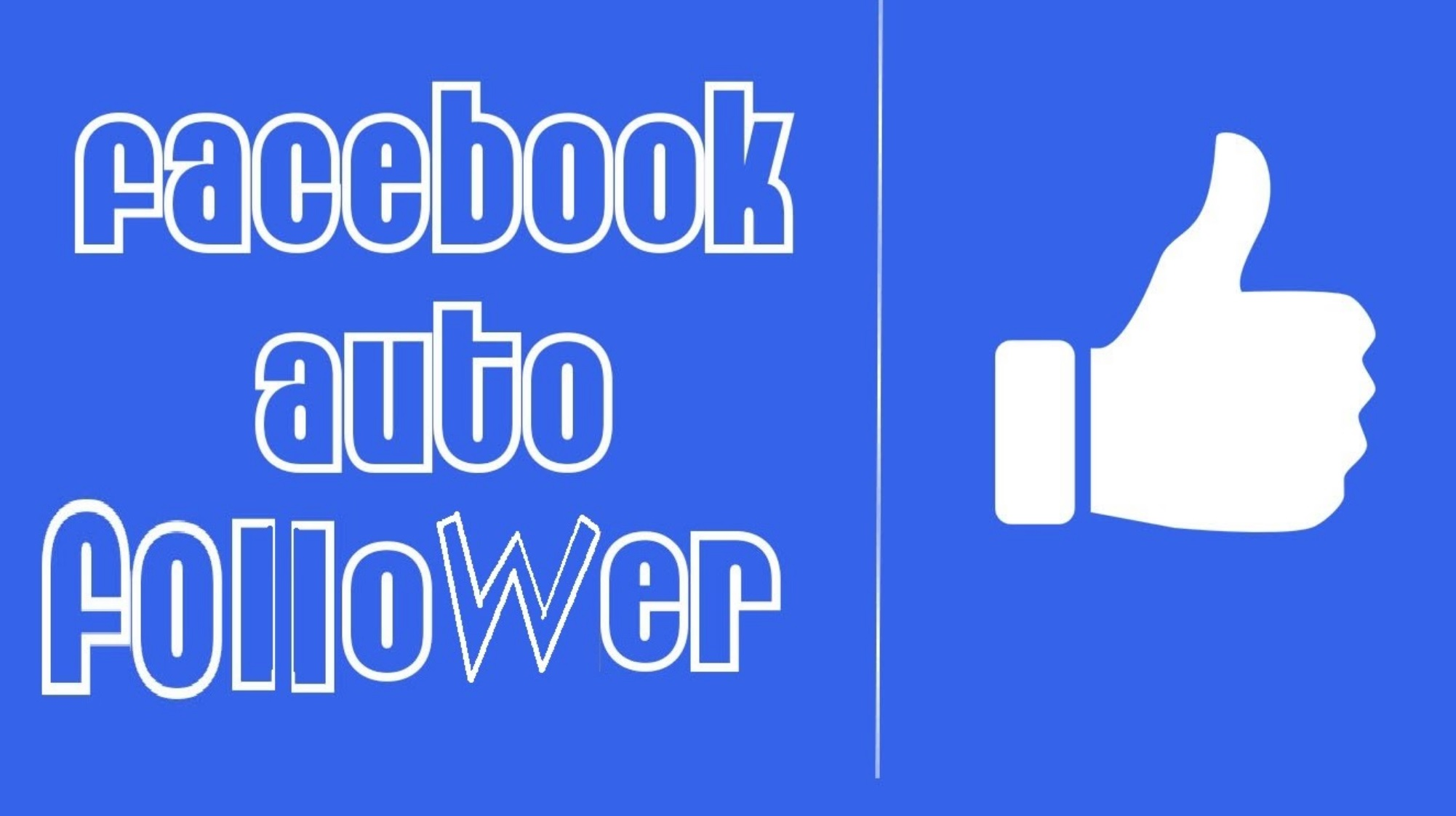 facebook auto followers